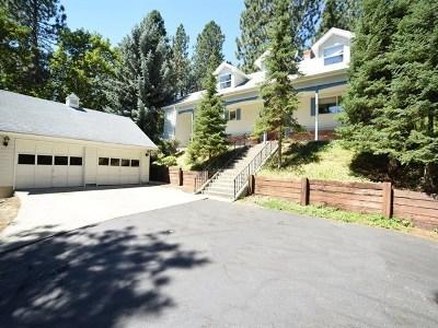 Spokane Single Family Home For Sale: 3660 W Rosamond Ave