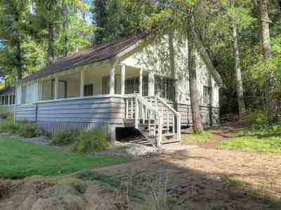 Single Family Home For Sale: 3001 N Deep Lake Boundary Rd #Cabin #6