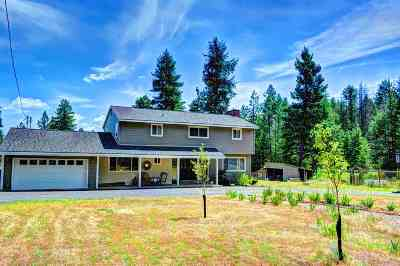 Mead Single Family Home For Sale: 20204 N Day Mount Spokane Rd