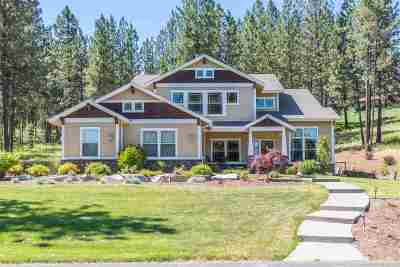 Spokane Single Family Home For Sale: 13128 S Fairway Ridge Ln