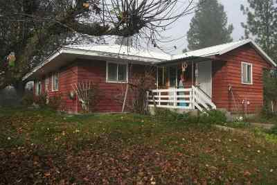 Springdale Single Family Home For Sale: 4149 Norris Rd