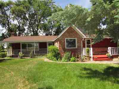 Single Family Home For Sale: 5405 N Powell Rd