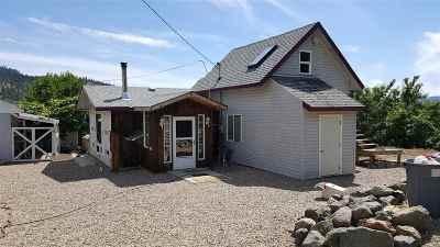 Spokane County, Stevens County Single Family Home For Sale: 4552 Paradise Way