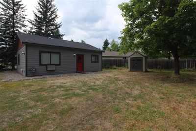 Single Family Home For Sale: 15017 N Little Spokane Dr