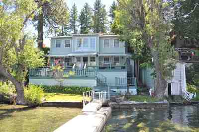 Newport Single Family Home Chg Price: 1231 Southshore Diamond Lake Rd