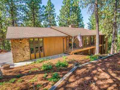 Veradale Single Family Home For Sale: 4310 S Ball Rd