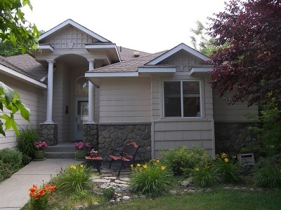Veradale Single Family Home For Sale: 423 S Shelley Lake Ln