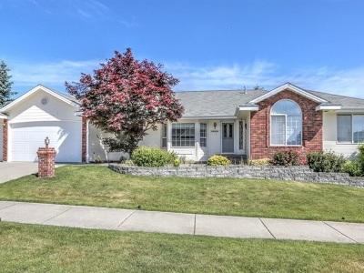 Spokane, Spokane Valley Single Family Home For Sale: 2404 W Rainier Ct