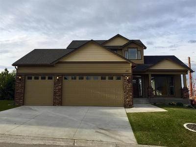 Single Family Home For Sale: 6107 N Hillmont