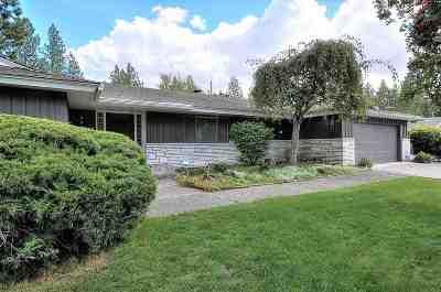 Spokane Single Family Home For Sale: 4407 S Madelia St