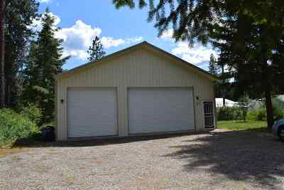 Spokane County, Stevens County Single Family Home For Sale: 40265 Neil Rd