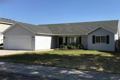 Medical Lake WA Single Family Home Sold: $193,000
