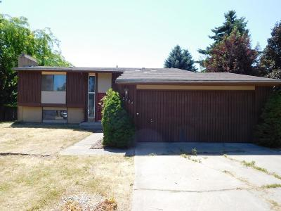 Spokane Single Family Home For Sale: 2224 E 49th Ave