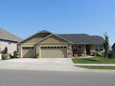 Spokane, Spokane Valley Single Family Home For Sale: 7014 E Columbia Dr