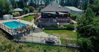 Nine Mile Falls WA Single Family Home For Sale: $449,900