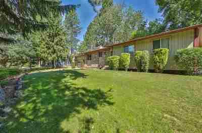 Spokane Single Family Home For Sale: 6415 E 11th Ave
