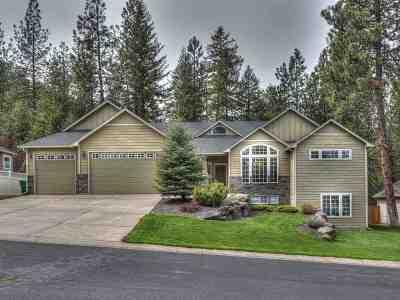Spokane Single Family Home For Sale: 11515 N Ashley Ln