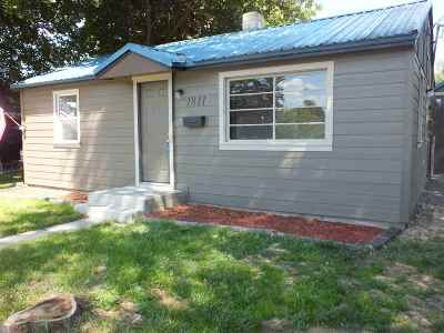 Spokane Single Family Home For Sale: 1811 E North Foothills Dr