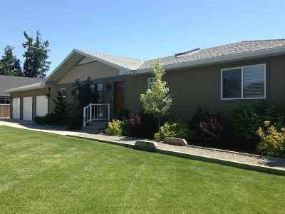 Spokane Valley Single Family Home For Sale: 13120 E 14th Ave
