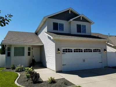 Veradale Single Family Home For Sale: 14308 E 31st Ln
