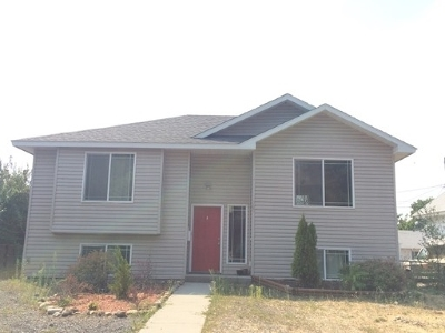 Spokane Single Family Home For Sale: 709 W Jackson Ave