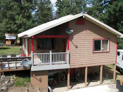 Mead Single Family Home For Sale: 17006 N Sands Rd