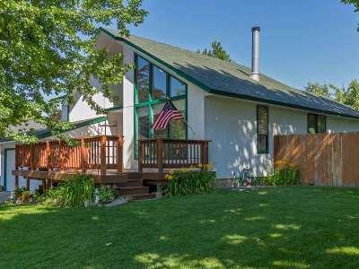 Spokane Valley Single Family Home For Sale: 14925 E Broad Ave