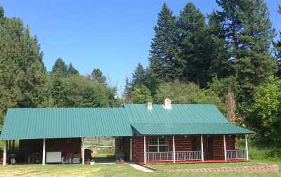 Spokane County, Stevens County Single Family Home For Sale: 2534 S Hwy 25 Hwy