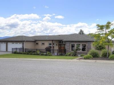 Spokane Single Family Home For Sale: 5903 N Vista Grande Dr
