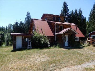 Spokane County, Stevens County Single Family Home For Sale: 2425 Widow Rd