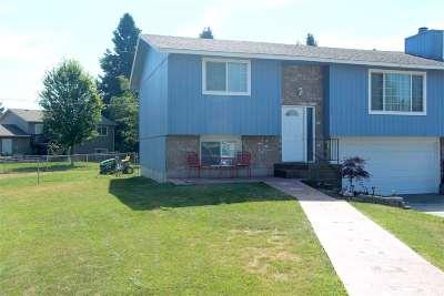 Spokane Single Family Home For Sale: 3208 N Bates Ct