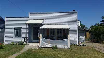 Spokane Single Family Home For Sale: 2203 E Sanson Ave