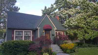 Single Family Home For Sale: 2807 S Post St