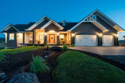 Mead Single Family Home For Sale: 10514 E Peone Landing Ln