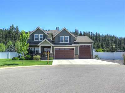 Spokane Valley Single Family Home Bom: 16619 E 10th Ln