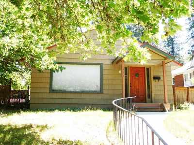 Single Family Home Ctg-Short Sale: 403 W 23rd Ave