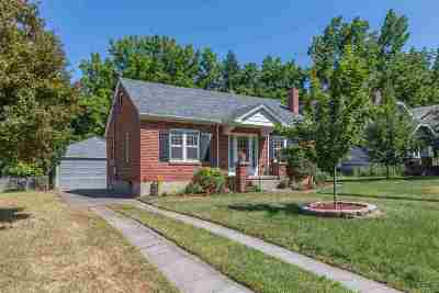 Single Family Home Ctg-Inspection: 1303 S Garfield St