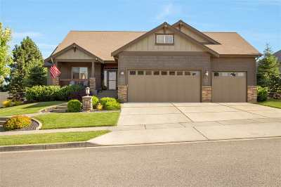 Spokane Valley Single Family Home Ctg-Inspection: 16928 E 17th Ct