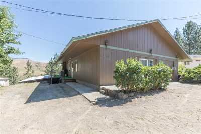 Single Family Home For Sale: 36536 N Mill Canyon Rd