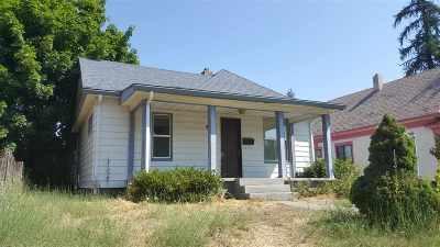 Spokane Single Family Home For Sale: 2014 W Indiana Ave