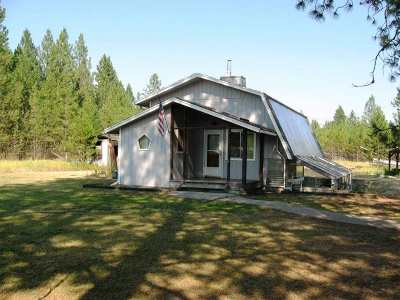 Spokane County, Stevens County Single Family Home Ctg-Other: 21122 N Myrtle Rd