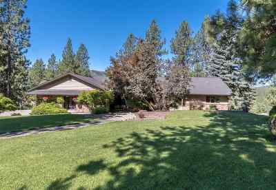 Spokane Single Family Home Chg Price: 5318 S Pinebrook Ct
