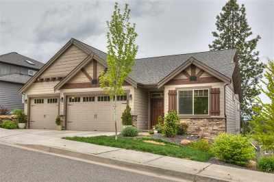 Spokane Single Family Home For Sale: 4305 S Big Horn Ln