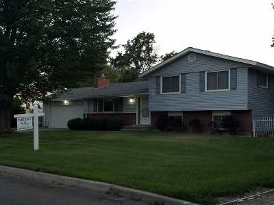 Spokane Valley Single Family Home For Sale: 3006 S Whipple Rd