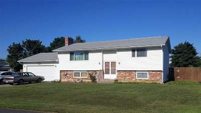 Spokane Valley Single Family Home Chg Price: 3520 N Vista Rd