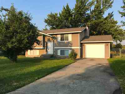 Spokane Valley Single Family Home Ctg-Inspection: 4606 N Silas Rd