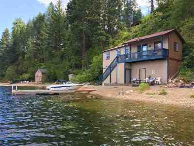 Spokane County, Stevens County Single Family Home For Sale: 4047 Bayside Way