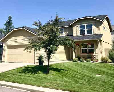 Spokane Valley Single Family Home For Sale: 7611 E 6th Ln