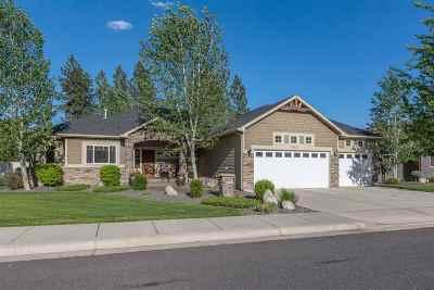 Spokane Single Family Home New: 6018 N Bridget St