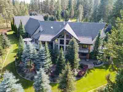 Colbert Single Family Home For Sale: 1625 E Half Moon Lake Ln